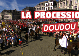 DOUDOU 2018 - La Procession du Car d'Or